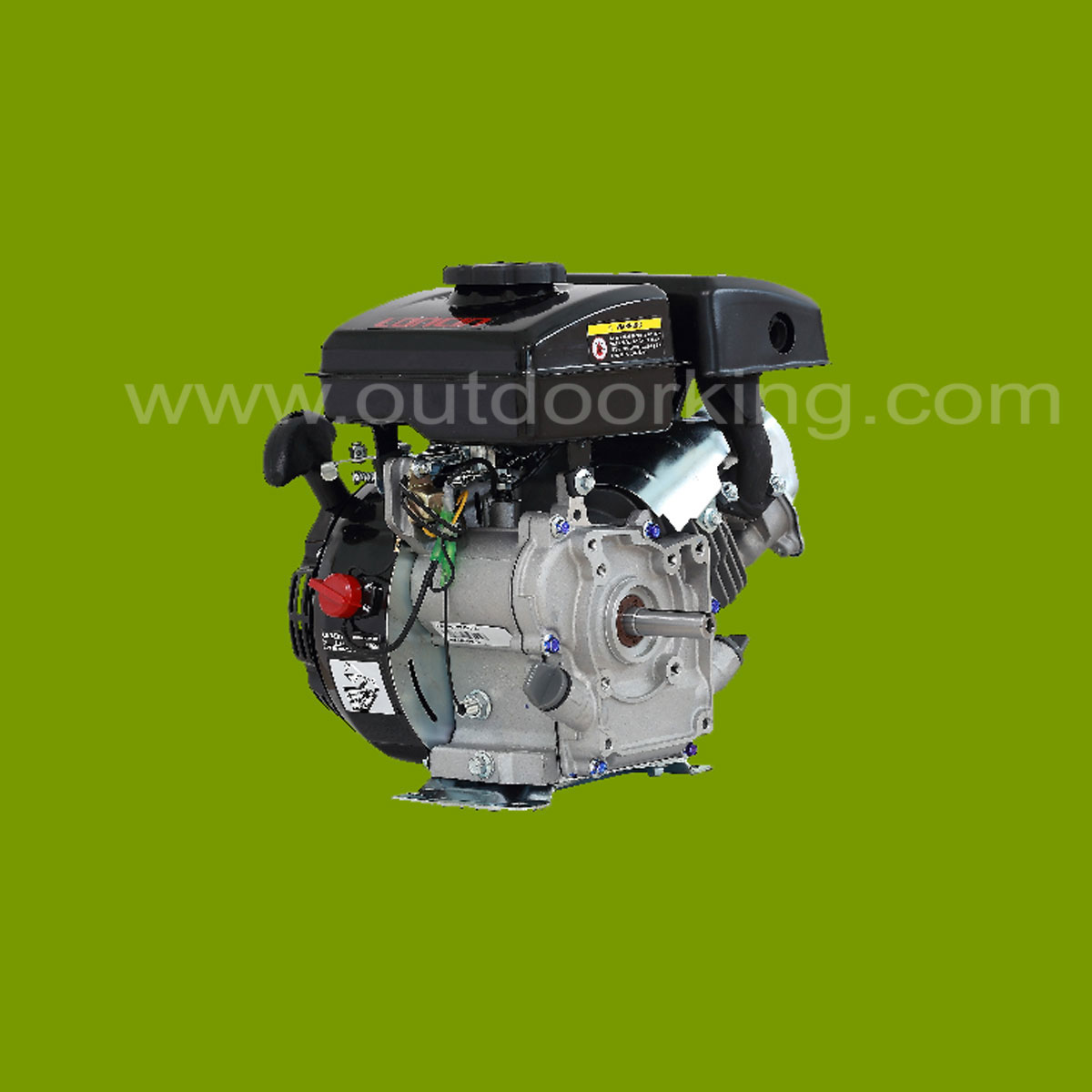 Genuine Loncin Horizontal Engine - Lc154f-1  Lc154f-1