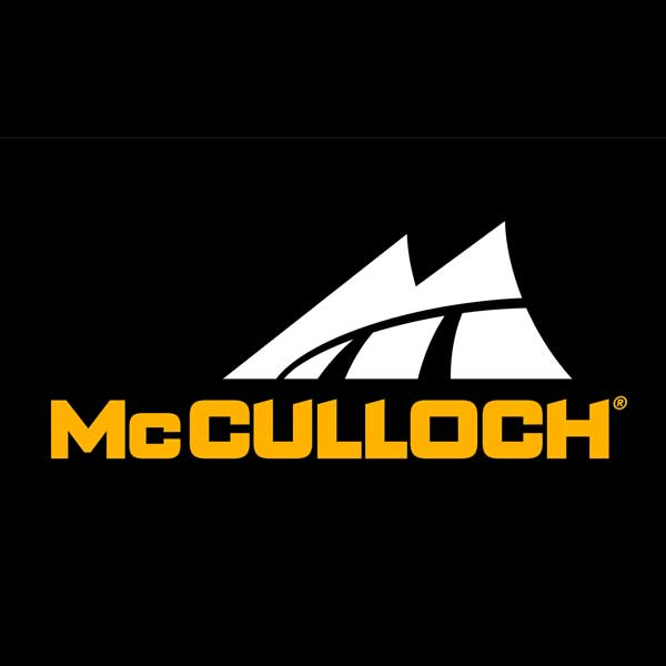 McCulloch Genuine Rear Wheel 578 84 38-01